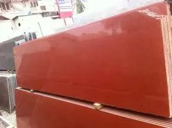 Lakha Red Granite, Thickness: 15-20 mm