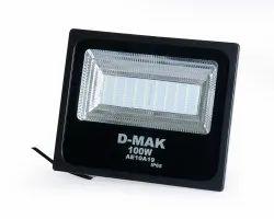 100 W White LED Flood Light