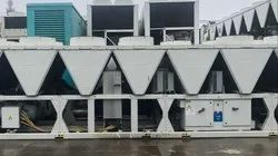 Carrier Water Air Cooled Screw Chiller