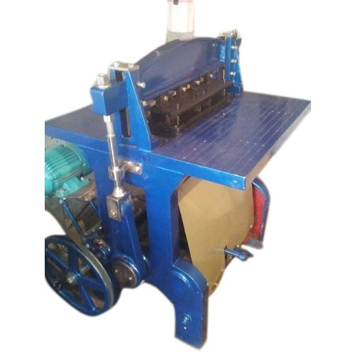 Shree Swami Machinery Automatic Box File Making Machine, 0-10 Ton/day