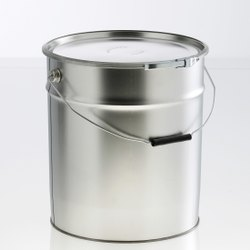 Colorchem Metallic Silver Acrylic Paint, Packaging Type: Bucket, Packaging Size: 1 Ltr