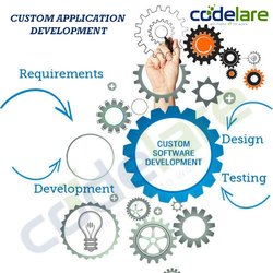 One Month Custom Application Development Service