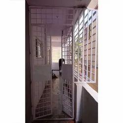 Color Coated Iron Security Door
