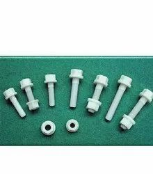 BST Agencies Plastic Nuts And Bolts, For Industrial