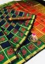 Patola Silk Saree