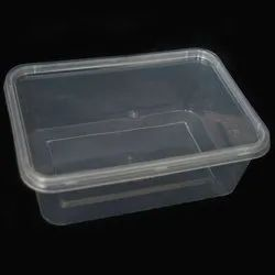 500gm Dates Packaging Plastic Container