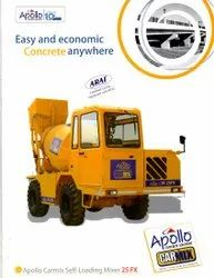 Apollo Concrete Equipment 25FX