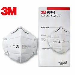 Reusable 3M FFP2 Mask, Without Valve