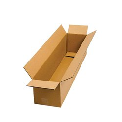 Plain Corrugated Packaging Box