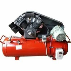 10 HP Reciprocating Air Compressor