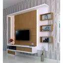 Decorative Wooden TV Unit