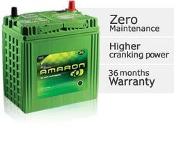 Amaron Go Battery
