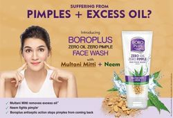 BoroPlus Zero Oil Zero Pimple Face Wash